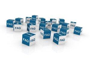 faq web design