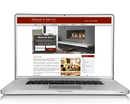 Website design Edwards