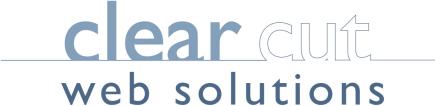 ClearCut Web Solutions Ltd - Logo